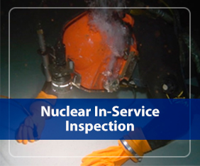 Nuclear in service inspection