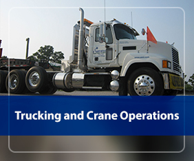 Trucking and Crane Operations